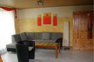 Wohnbereich | Ferienwohnung Ambiente am Europa-Park Rust