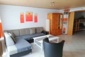 Wohnzimmer | Ferienwohnung Ambiente am Europa-Park Rust